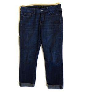 Banana Republic Skinny Fit Capri Jeans. 4P/27